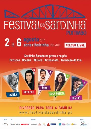 Reflect no Festival da Sardinha 2017