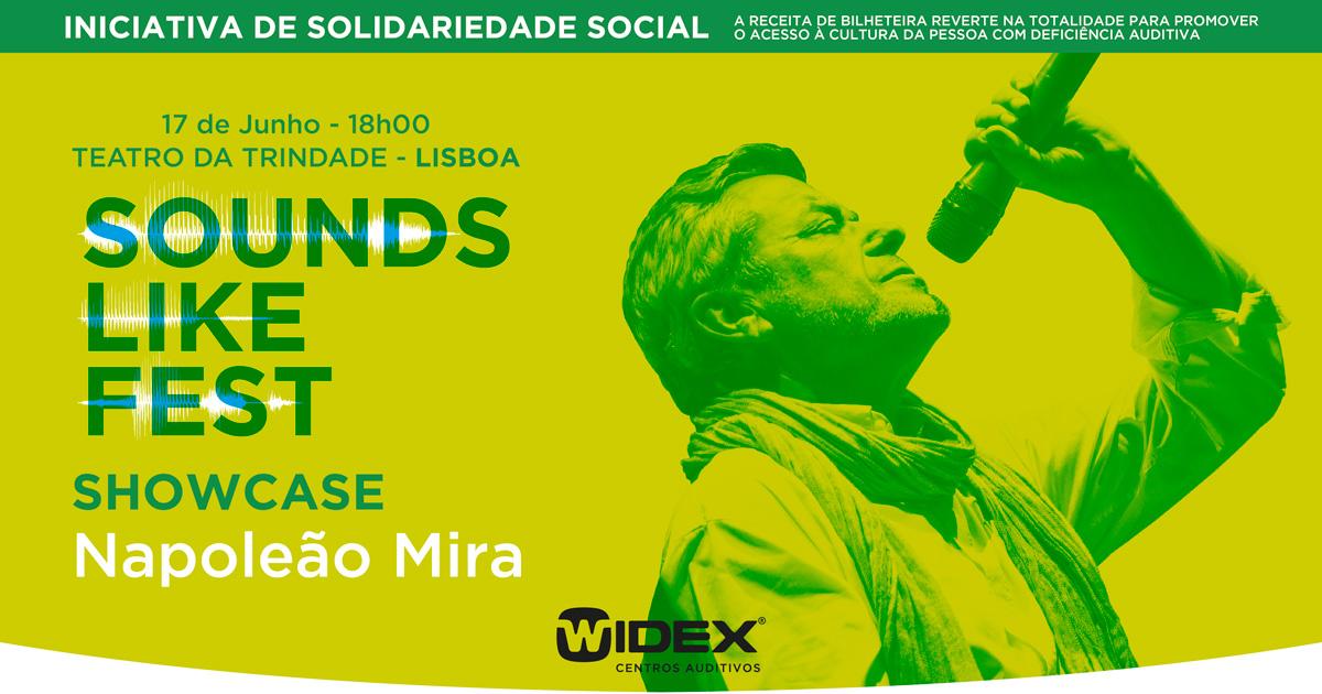 Napoleão Mira @ Sounds Like Fest