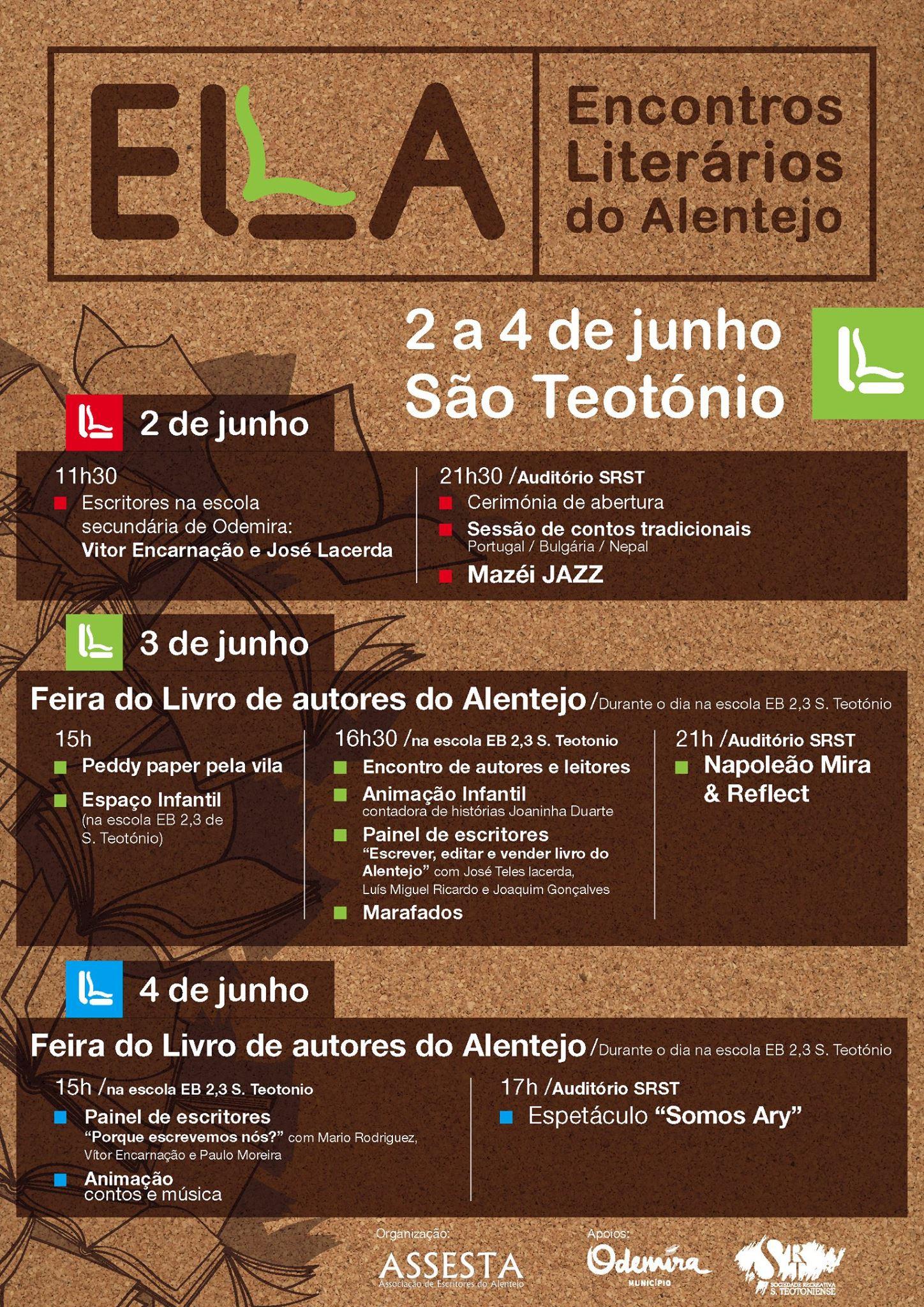 Napoleão Mira & Reflect @ São Teotónio (ELA)