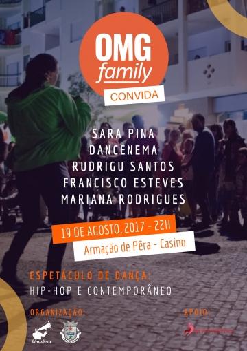 Dança no Spot OMG Family 2017