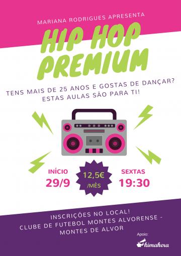 Mariana Rodrigues - Hip-Hop Premium