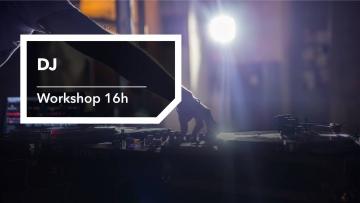 Workshop :: DJ c/ Rafael Correia (Gijoe)