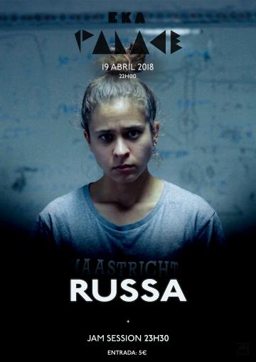 RUSSA @ EKA PALACE