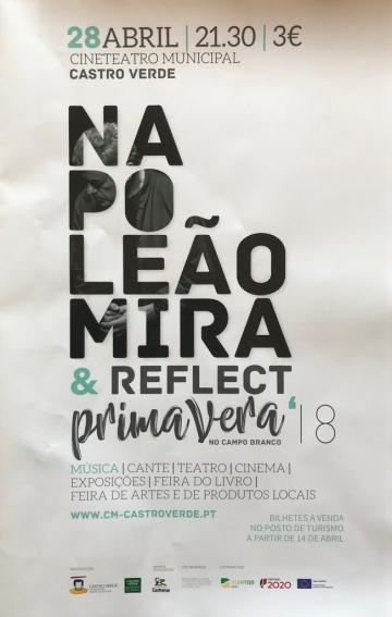 Napoleão Mira & Reflect em Castro Verde