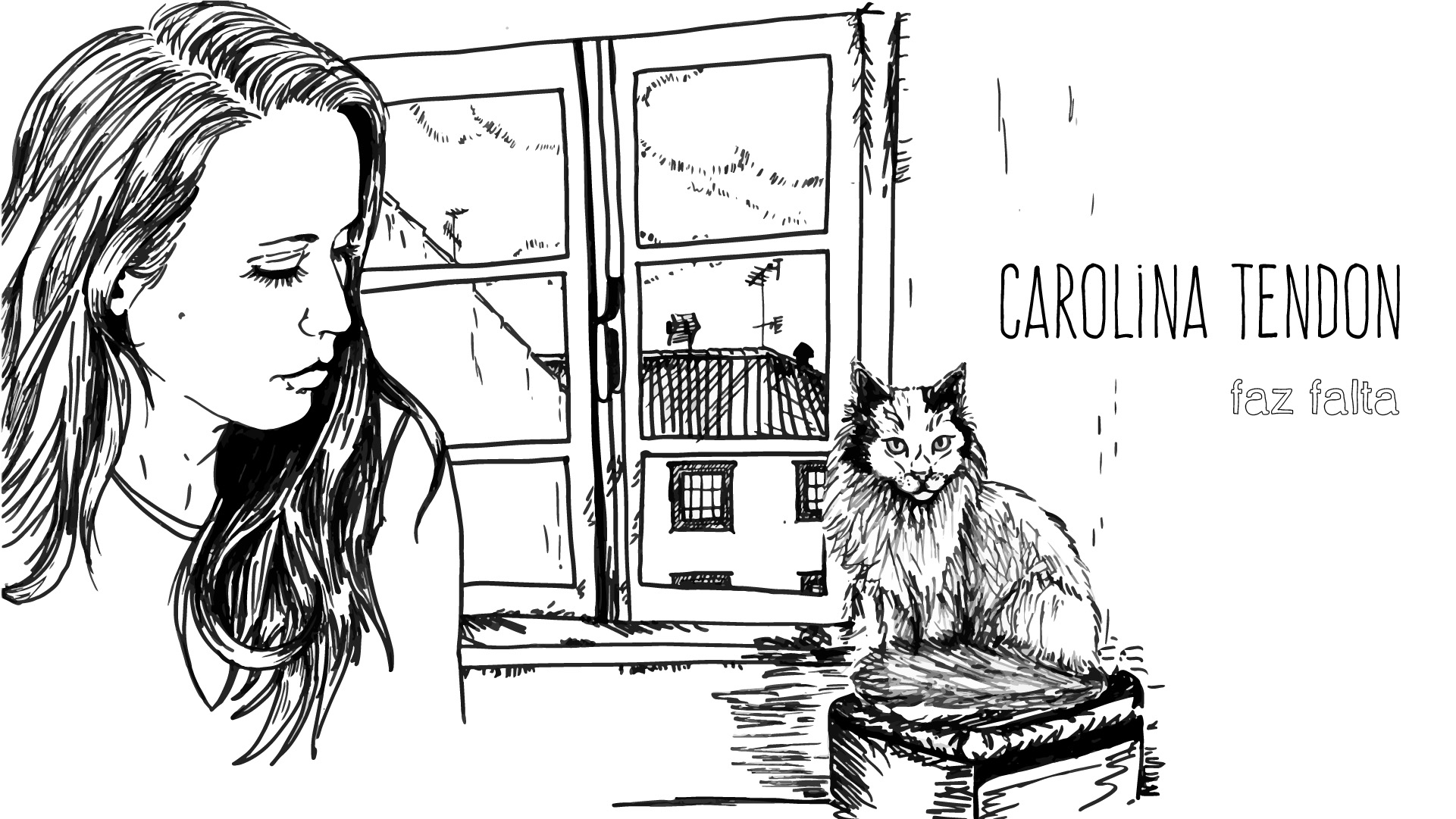 Carolina Tendon - Faz falta (por Reflect)