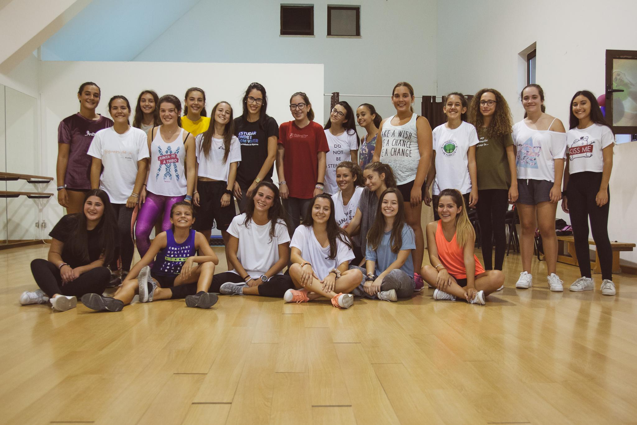 Hip-Hop Dance - Mariana Rodrigues