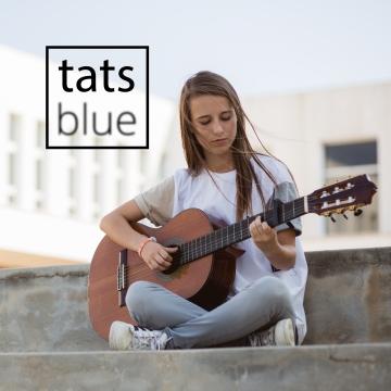 Tats - Blue